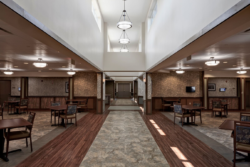 Pro Carpet Inc. of Rochester, Tampa and Pittsburgh are specialists in cost-effective, long-wearing floorcovering solutions for healthcare offices, hospitals and elder care facilities